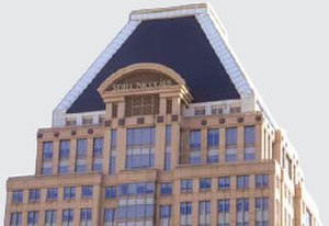 Stifel - Stifel capital markets headquarters in Baltimore, Maryland