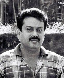 Sukumaran Indian actor
