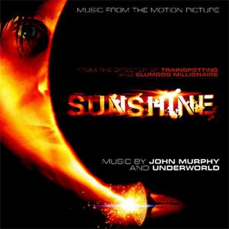 Sunshine: Music from the Motion Picture - Image: Sunshineost