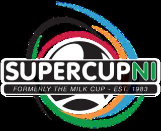 SuperCupNI Football tournament in Northern Ireland