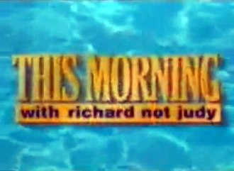 This Morning with Richard Not Judy - Image: TMWRNJ