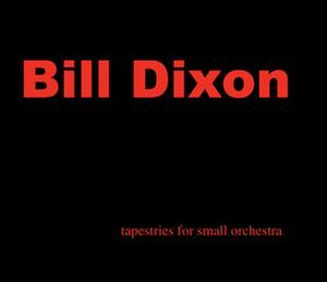 Tapestries for Small Orchestra - Image: Tapestries for small orchestra cover