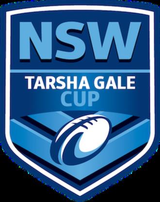 Tarsha Gale Cup - Logo 2017