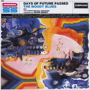 Days of Future Passed - Image: The Moody Blues album daysoffuturepassed