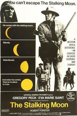 The Stalking Moon - Image: The Stalking Moon Poster