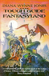 <i>The Tough Guide to Fantasyland</i> book by Diana Wynne Jones