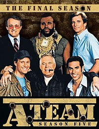 The A Team Season 5