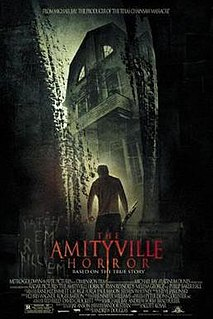 <i>The Amityville Horror</i> (2005 film) 2005 American horror film directed by Andrew Douglas