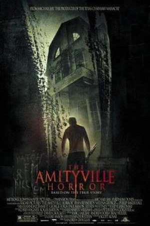 The Amityville Horror (2005 film) - Theatrical release poster