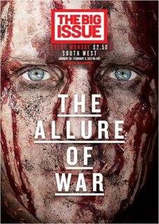 <i>The Big Issue</i> magazine