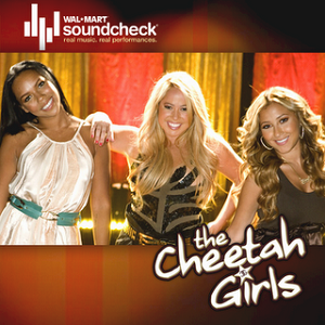 The Cheetah Girls Soundcheck - Image: The Cheetah Girls Soundcheck