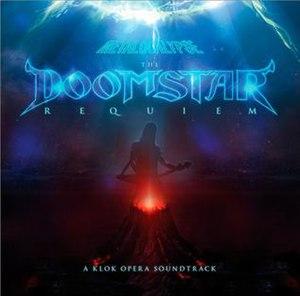 The Doomstar Requiem - Image: The Doomstar album art