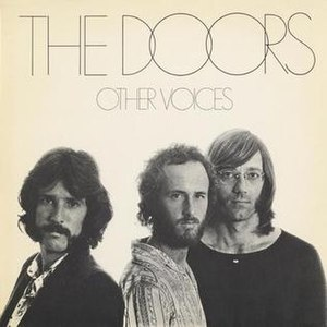 Other Voices (The Doors album) - Image: The Doors Other Voices