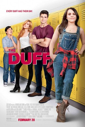 The DUFF - Theatrical release poster