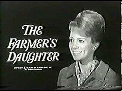 The Farmer's Daughter (TV series) - Wikipedia
