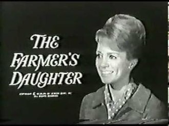 The Farmer's Daughter (TV series) - Opening title card of The Farmer's Daughter's 3rd season
