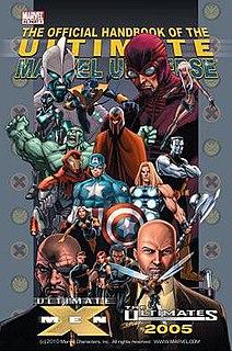 Ultimate Marvel Comic book imprint