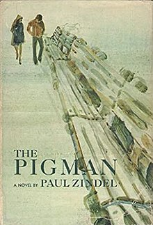 main characters in the pigman a novel by paul zindel The pigman (q1171344) navigation, search novel by paul zindel edit language label description also known as english: the pigman novel by paul zindel statements instance of book all structured data from the main and property namespace is available under the creative commons cc0.