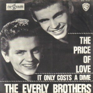 The Price of Love Everly Brothers