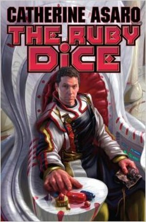 The Ruby Dice - Image: The Ruby Dice bookcover