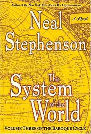 The System of the World (novel) - Image: The System of the World