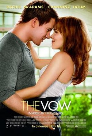 The Vow (2012 film) - Theatrical release poster