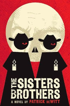 The Sisters Brothers - Cover image of original 2011 edition