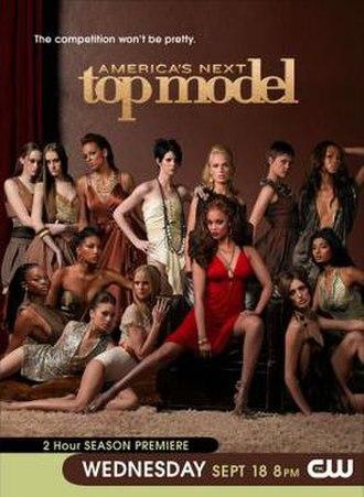 America's Next Top Model (season 7) - Cycle 7 cast