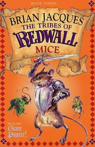 Tribes of Redwall Mice - First UK edition cover