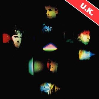 U.K. (album) - Image: UK UK