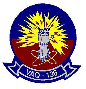 VAQ-136 - Image: Vaq 136zapper