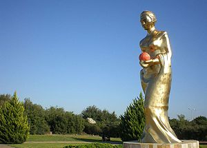 International Antalya Film Festival - Venus Statuette
