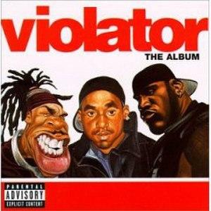 Violator: The Album - Image: Violator The Album