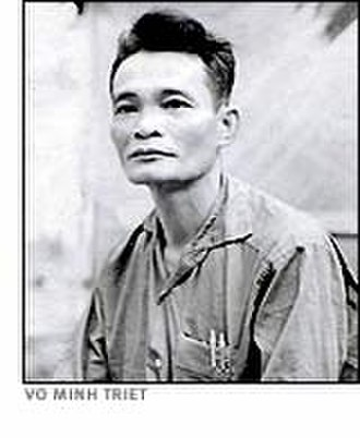 Battle of Ong Thanh - Colonel Võ Minh Triết led the 271st Regiment in the Battle of Ong Thanh.