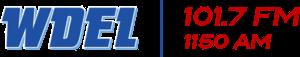 WDEL-AM - Image: WDEL 101.7FM 1150AM logo