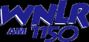 WNLR - Image: WNLR AM 2014