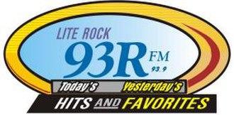 WRRR-FM - Image: WRRR FM 93R radio logo