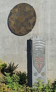 <i>We Have Always Lived Here</i> 2015 public artwork in Portland, Oregon, U.S.