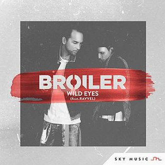 Broiler featuring Ravvel - Wild Eyes (studio acapella)