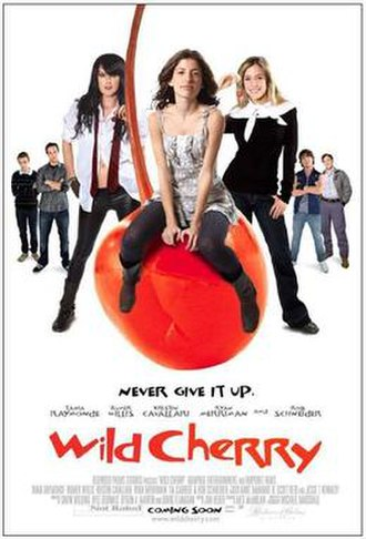 Wild Cherry (film) - Theatrical Poster