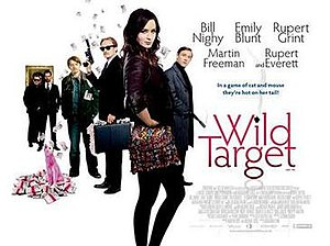 Wild Target - Theatrical release poster