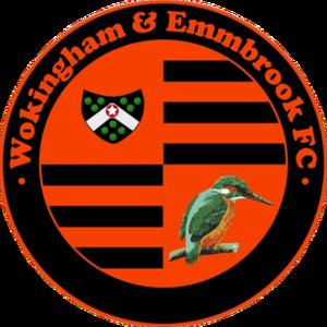 Wokingham & Emmbrook F.C. - Image: Wokingham Emmbrook Logo