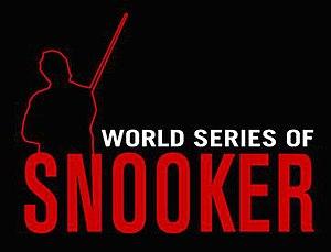 World Series of Snooker 2008/2009 - Image: World series of snooker logo
