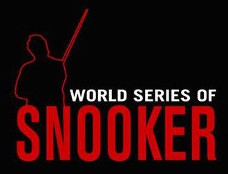 World Series of Snooker - Image: World series of snooker logo
