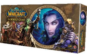 World of Warcraft: The Board Game - Image: Wow Board Game 1