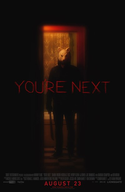 Picture of a movie: You're Next