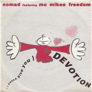(I Wanna Give You) Devotion - Image: (I Wanna Give You) Devotion