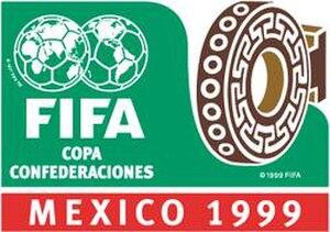 1999 FIFA Confederations Cup - Image: 1999 FIFA Confederations Cup