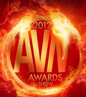 29th AVN Awards - Image: 29th Adult Video News Awards 2012 logo