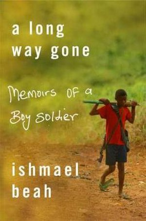 A Long Way Gone - First edition cover